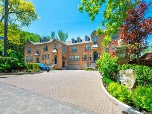 Hoggs Hollow (Yonge/York Mills ) Townhouse Oasis, April Avail