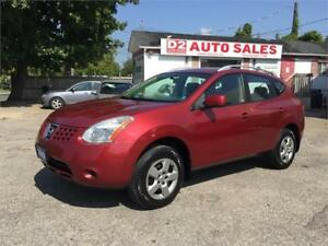 2008 Nissan Rogue S AWD/Clean Carproof/Automatic/Certified