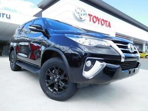 2015 Toyota Fortuner GUN156R GXL Black 6 Speed Automatic Wagon Greenway Tuggeranong Preview