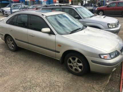 1998 Mazda 626 Gold Automatic Hatchback