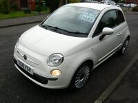 2010 Fiat 500 1.2 Sport 3dr (Start/Stop) Manual Petrol Very low mileage