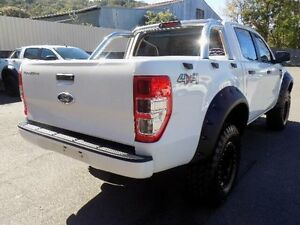 2013 Ford Ranger PX XL 3.2 (4x4) White 6 Speed Manual Dual Cab Utility West Gosford Gosford Area Preview