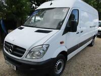 2012 Mercedes-Benz Sprinter 2.1TD 313 CDI LWB 115000 GUARANTEED NO VAT