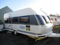 70ed2b0f96 Hobby Excellent 540 UFF Touring Caravan 2019 Model