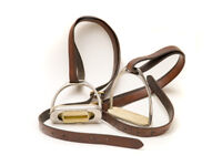 Stirrup Leathers and Irons