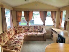 Static Holiday Home For Sale Devon Bay Sea Views Near Train Station