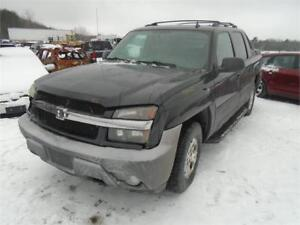 2006 Chevrolet Avalanche LS AWD