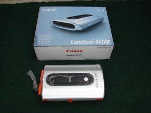 CanoScan 8600F