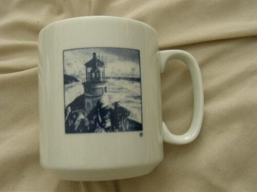 Van Kampen Merritt Financial Xerox Lighthouse Mug Excellent for Coffee,Tea,Cocoa