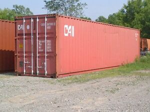 NEW :::: special on new 20ft one trip sea containers! Stratford Kitchener Area image 8