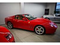 Ferrari 575 Superamerica Barchetta*1 of 575*Full Service