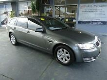 2013 Holden Commodore VE II MY12.5 Omega Grey 6 Speed Automatic Sportswagon Hamilton Newcastle Area Preview