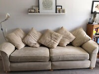Lovely 3 Seater Sofa Available for Sale - Collection Only