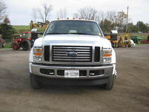 2008 Ford F-450 4x4 Pickup Truck Cambridge Kitchener Area image 3