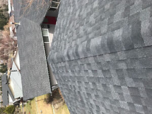 RAINY DAYS -AFFORDABLE Quality Complete shingles Roofing service
