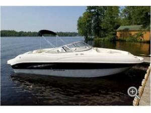 STINGRAY 220 DR OPEN DECK 2006