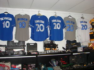 TORONTO BLUE JAYS JERSEYS AVAILABLE FOR SALE