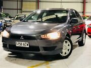 2009 Mitsubishi Lancer CJ MY09 ES Sportback Grey 6 Speed Constant Variable Hatchback Mawson Lakes Salisbury Area Preview