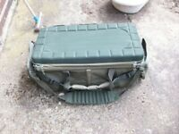 3 teer carp bag used about a couple of times dont want it any moor £35
