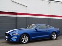 Miniature 5 Voiture American used Ford Mustang 2018