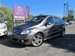 "2011 Mercedes-Benz B-Class B200 "" DRIVE WITH CLASS"" LOW PRICED"