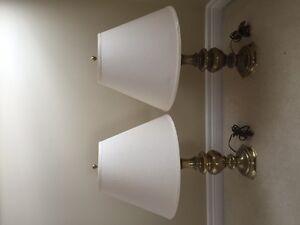 STIFFEL Brass Lamps