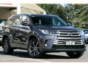 2018 Toyota Kluger GSU55R GXL AWD Predawn Grey 8 Speed Sports Automatic Wagon Christies Beach Morphett Vale Area Preview