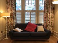 Designers Guild Curtains - fully interlined and with blackout