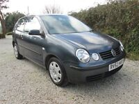 VW Polo 1.2 S 3 Door, 89000 Miles, 52 reg, Only 2 Owners from new.