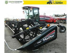 2010 MacDon M150 Windrowers