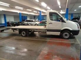 2009 VOLKSWAGEN CRAFTER RECOVERY 2.5 TDI 109PS Automatic NO VAT