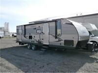2017 FOREST RIVER CHEROKEE LIMITED 274 DBH!! LOADED! $26995!!