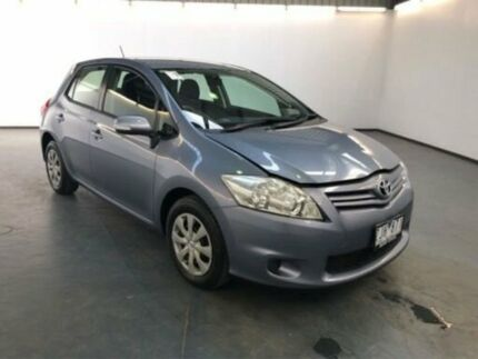 2012 Toyota Corolla ZRE152R MY11 Ascent Tungsten 4 Speed Automatic Hatchback Albion Brimbank Area Preview