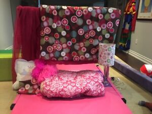 Children's (Girls) Bedding Set Complete