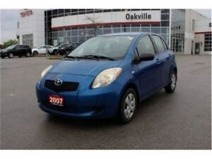2007 Toyota Yaris LE AS TRADED