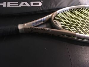 Raquette tennis head liquid metal 5