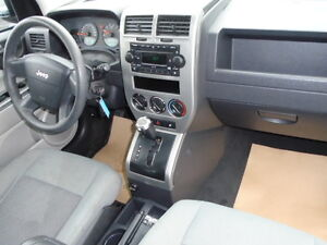 2007 Jeep Compass SPORT 4X4-SUNROOF-HEATED SEATS--REMOTE STARTER Edmonton Edmonton Area image 17