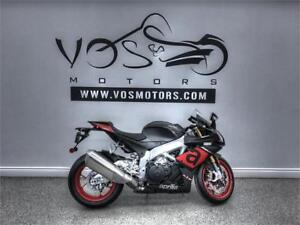 2017 Aprilia RSV4RR- Stock#V2759NP- No Payments For 1 Year**