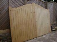 SOFTWOOD SUFFOLK GATES NEW
