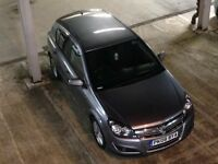 VAUXHALL ASTRA 1.4 SRI TWINPORT 5d. Almost one year MOT. Just serviced