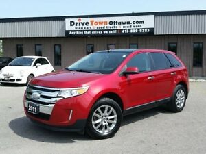 2011 Ford Edge SEL **LEATHER & PANARAMIC ROOF**
