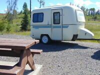 Little RV Rentals has the 13ft bigfoot available this weekend!