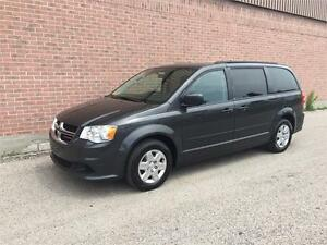 2012 Dodge Grand Caravan SE, 3.6L, FULL STOW AND GO