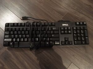 New Dell Keyboards USB