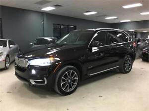 2014 BMW X5 xDrive35i*BMW WARRANTY*7-PASS*NAV*DVD*ONE OWNER*