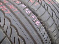215/40/18 Dunlop SP Sport 01, BMW, Runflat x2 A Pair, 7.4mm (454 Barking Rd, Plaistow E13 8HJ)