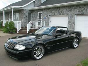2001 Mercedes Benz SL500 Brabus Edition  ( BLOW OUT SALE )
