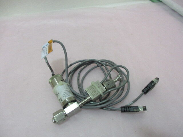 MKS 872BRDPBE4GL1, Swagelok E03532, Baratron Pressure Transducer. 418257