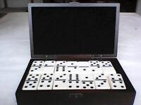 Dominoes game set de luxe