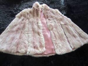 Vintage rabbit fur cape + shawl (jacket) $45 each Woodlands Stirling Area Preview